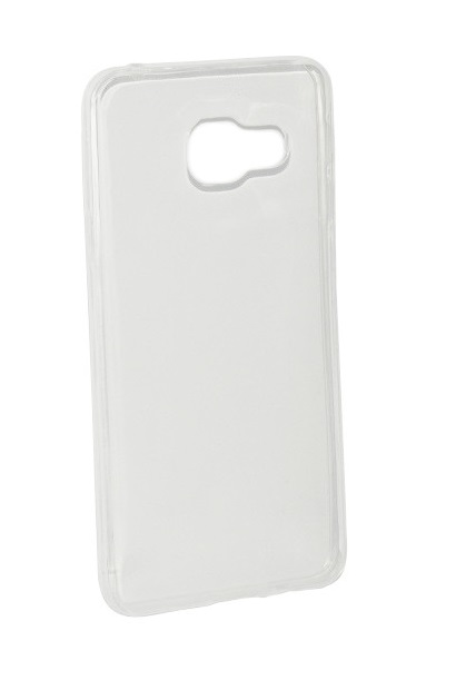 Husa silicon ultraslim transparenta pentru Samsung Galaxy A3 (SM-A310FU) 2016