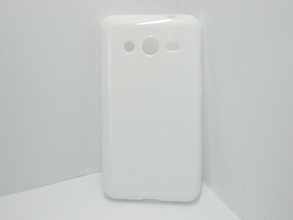 Husa Silicon Alba Pentru Telefon Samsung Galaxy Co