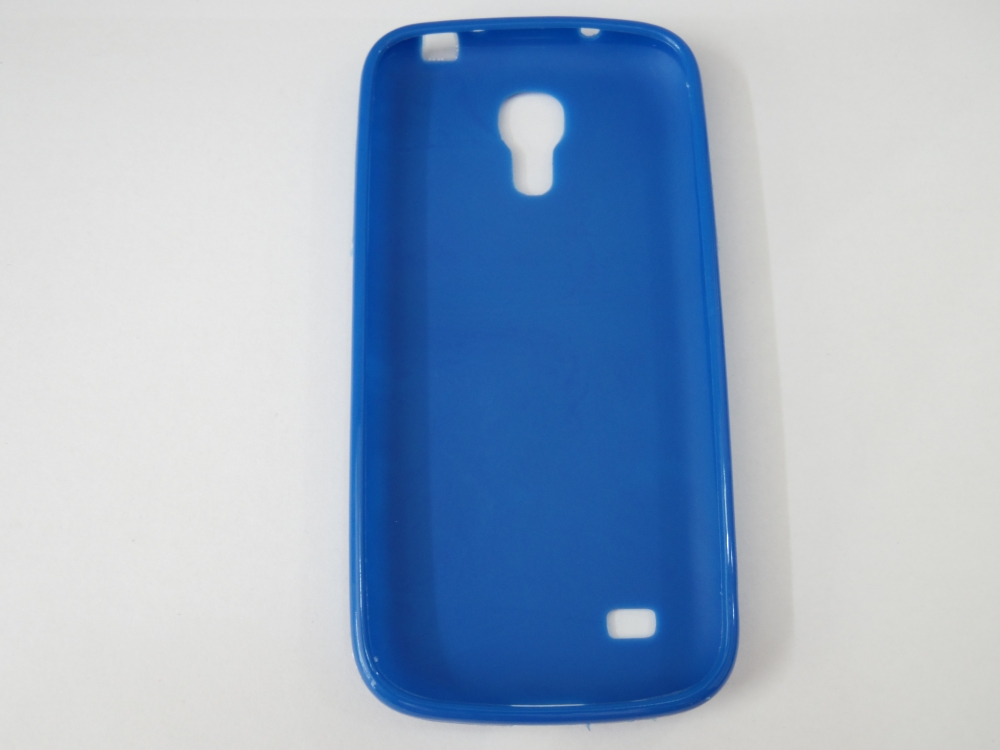 Husa Silicon Albastra Pentru Telefon Samsung Galax