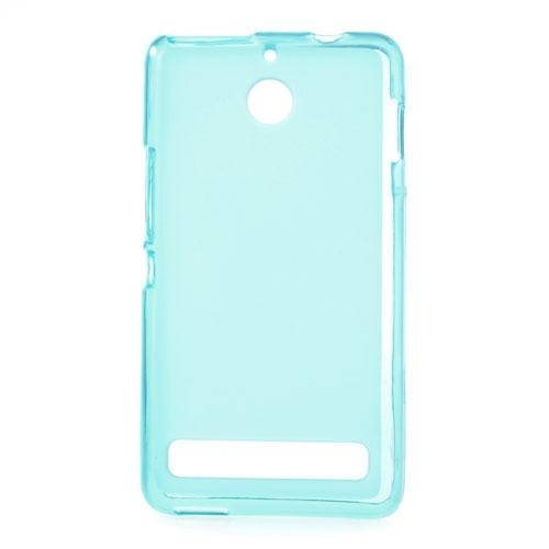 Husa Silicon Albastru Deschis Transparent (epc) Pe
