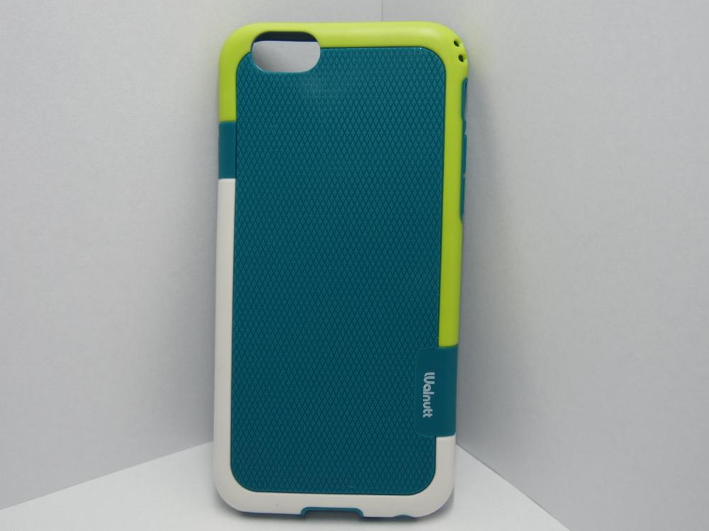 Husa Silicon Colorata (spate Verde) Pentru Telefon