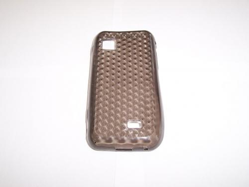 Husa Silicon Fumurie Pentru Telefon Samsung Wave 5