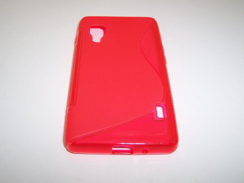 Husa Silicon S-line Rosie (epc) Pentru Telefon Lg