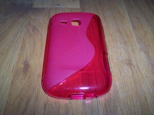 Husa Silicon S-line Roz Pentru Telefon Samsung Gal