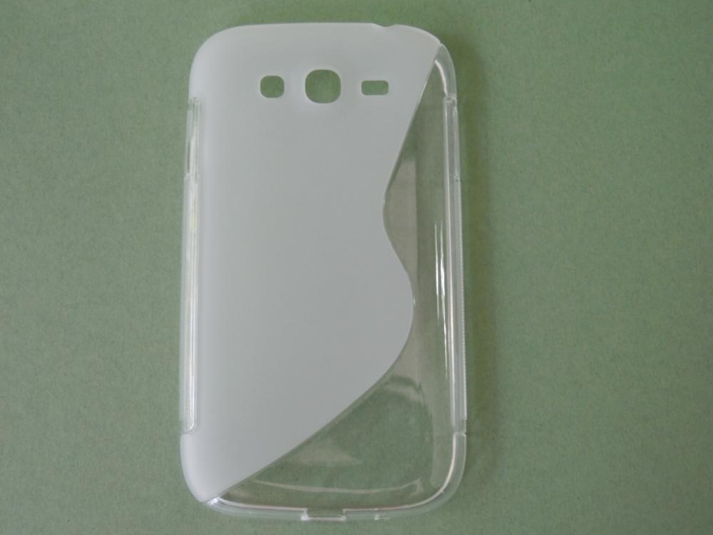 Husa Silicon S-line Semitransparenta Pentru Telefo