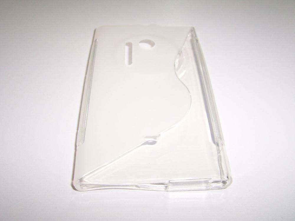 Husa Silicon S-line Transparenta Pentru Telefon No