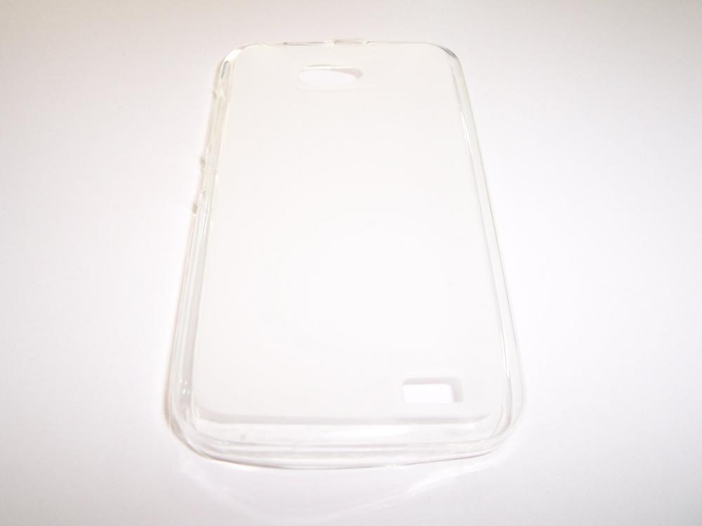 Husa Silicon Transparenta (cu Spate Mat) Pentru Telefon Allview P5 Alldro