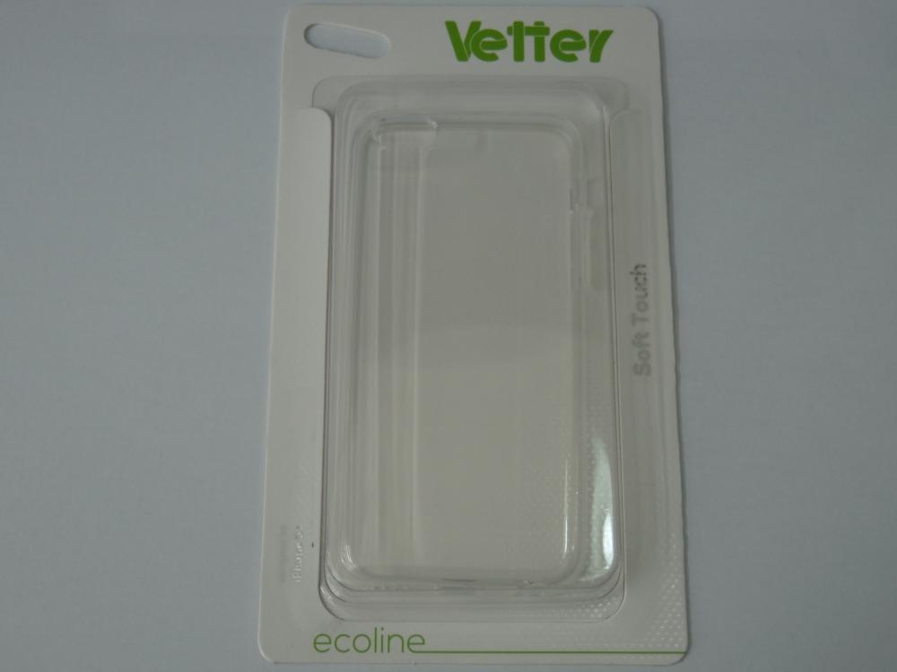 Husa Silicon Vetter Ecoline Soft Touch Slim Transp