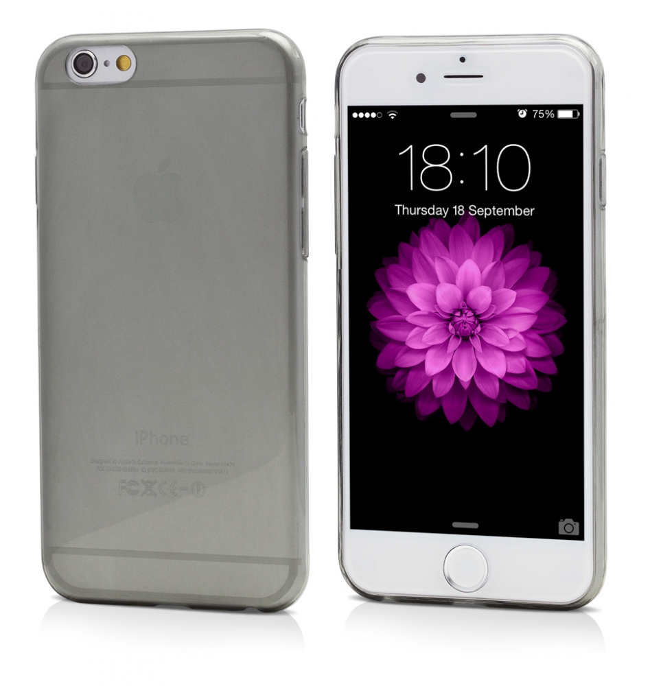 Husa Silicon Vetter Soft Touch Ultraslim Fumurie P