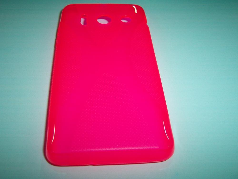 Husa Silicon X-line Ciclamen (epc) Pentru Telefon