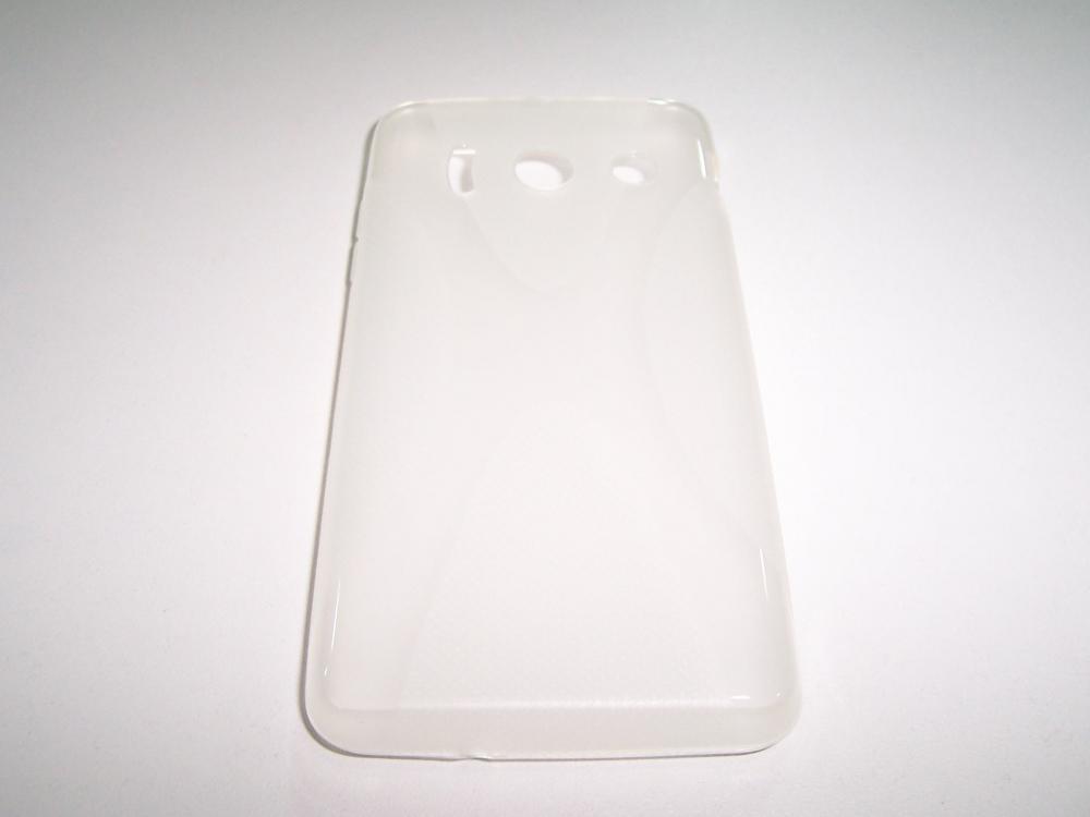 Husa Silicon X-line Transparenta (epc) Pentru Tele