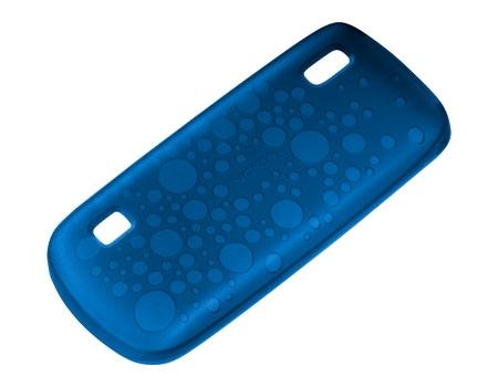 Husa Soft Nokia Cc-1035 Albastra Pentru Nokia 300
