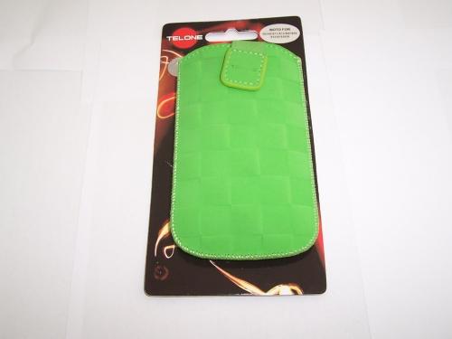 Husa Telone Moto Verde Pentru Telefon Apple Iphone