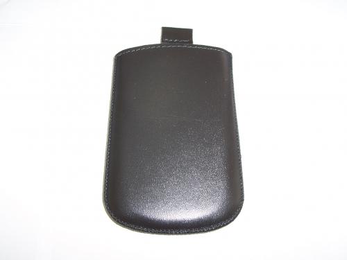 Husa Telone Special Piele Neagra Pentru Telefon Bl