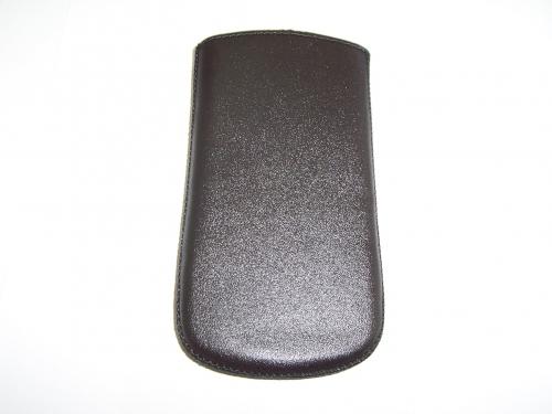 Husa Telone Special Piele Neagra Pentru Telefon So