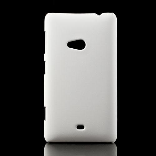 Husa Tip Capac Plastic Cauciucat Alba (mhc) Pentru