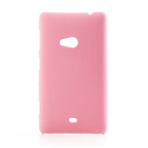Husa Tip Capac Plastic Cauciucat Roz (mhc) Pentru