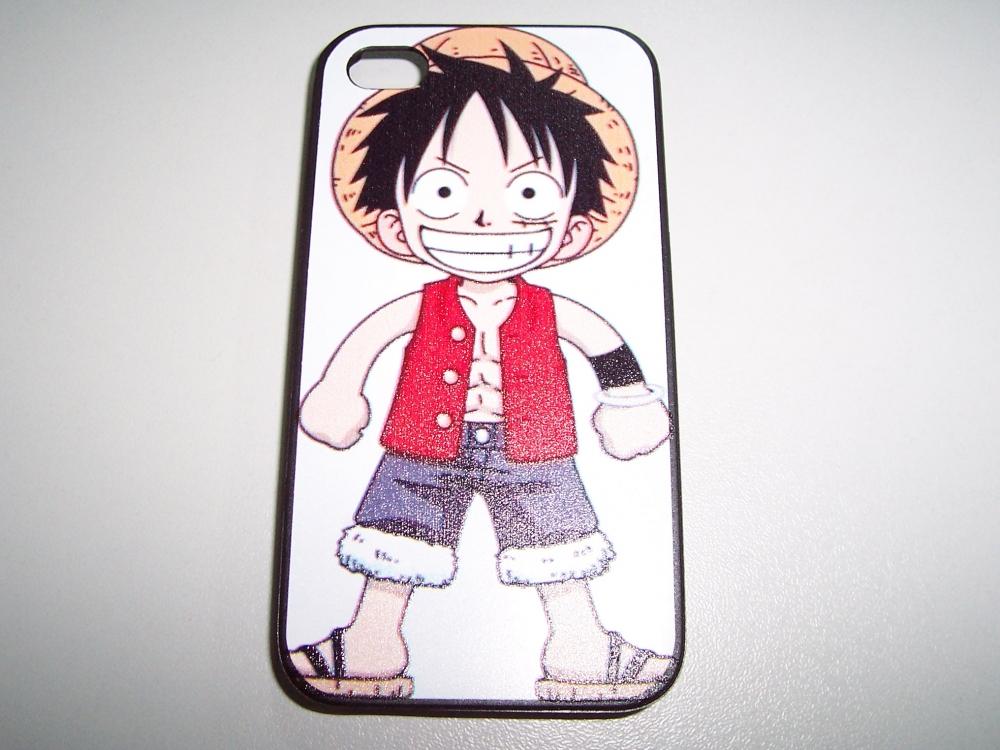 Husa Tip Capac Spate (model Luffy) Pentru Telefon