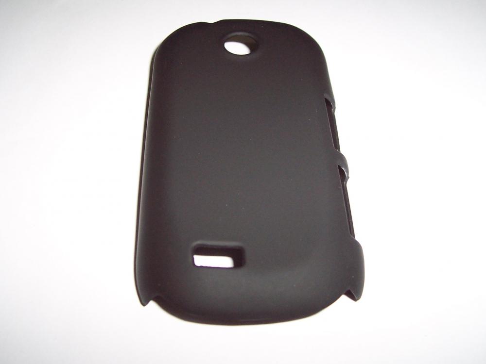Husa Tip Capac Spate Neagra Pentru Telefon Samsung