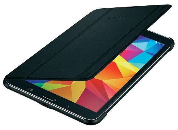 Husa Tip Carte Samsung Ef-bt330bbegww Neagra Cu St