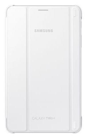 Husa Tip Carte Samsung Ef-bt330bwegww Alba Cu Stan