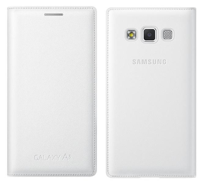Husa Tip Carte Samsung Ef-fa300bwegww Alba Pentru