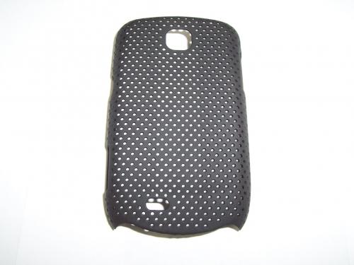 Husa Tip Grila Neagra Pentru Telefon Samsung Galaxy Mini S5570