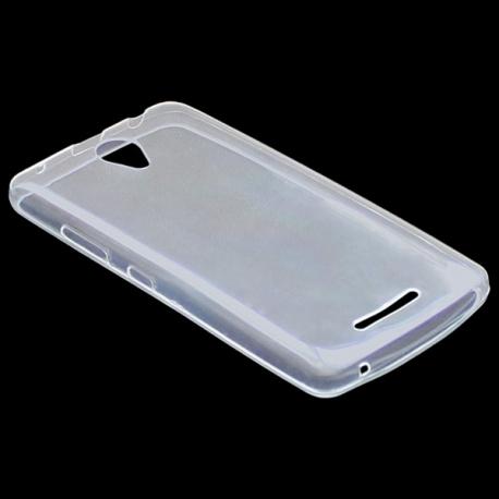 Husa Silicon Ultraslim Transparenta Pentru Telefon