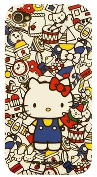Husa Tip Capac Plastic Hello Kitty Model Jucarii P
