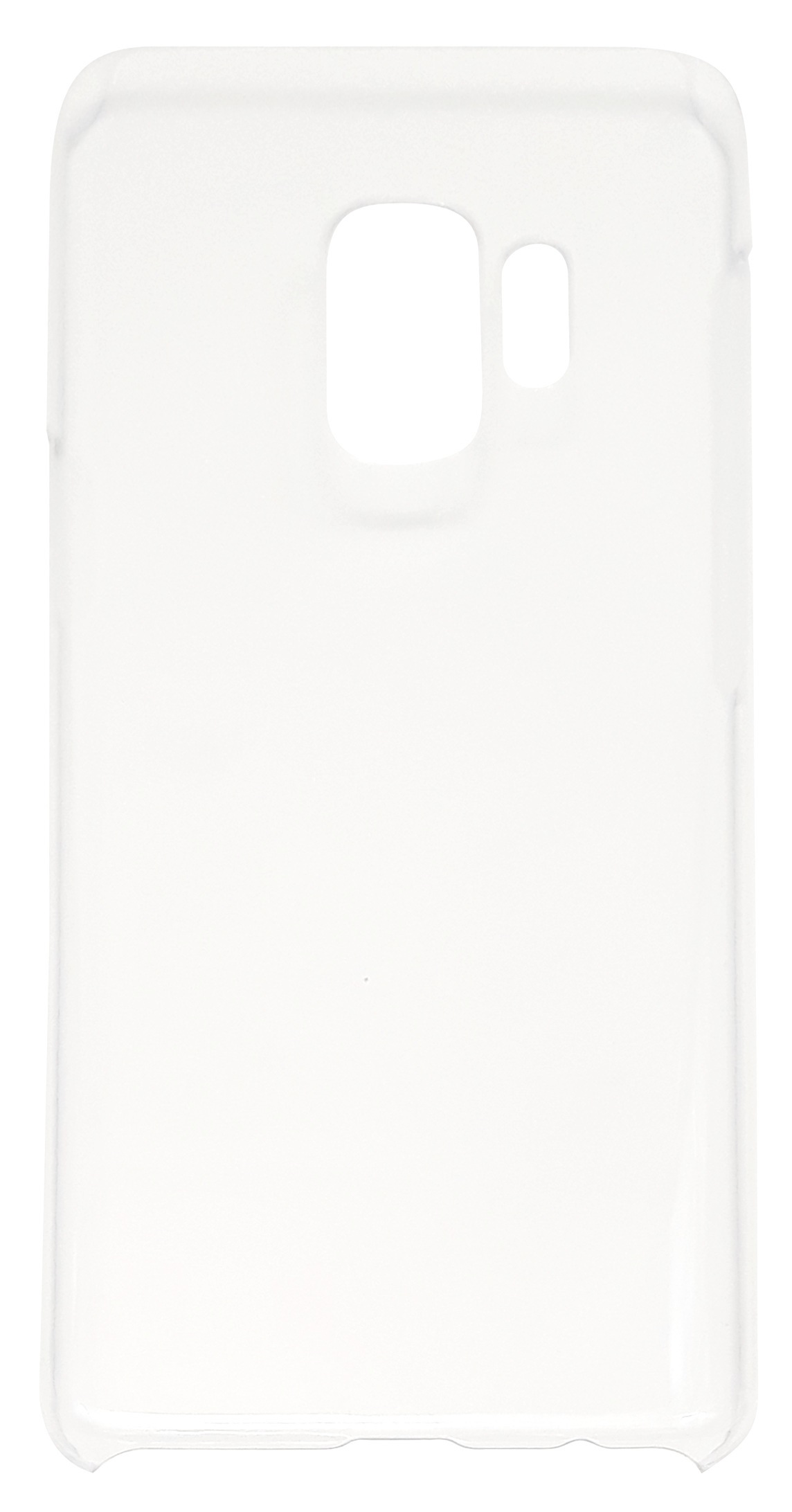 Husa capac spate Zmeurino transparent pentru Samsung Galaxy S9