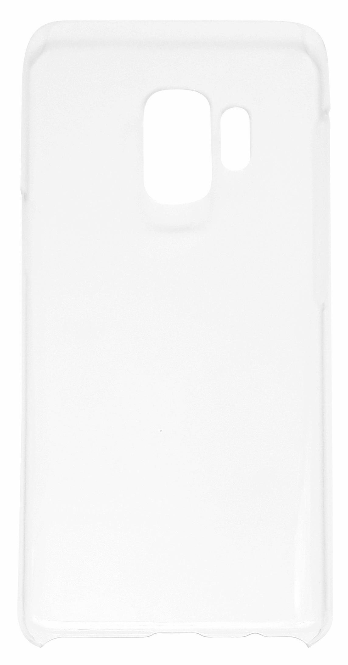 Husa capac spate Zmeurino transparent pentru Samsung Galaxy S9 Plus