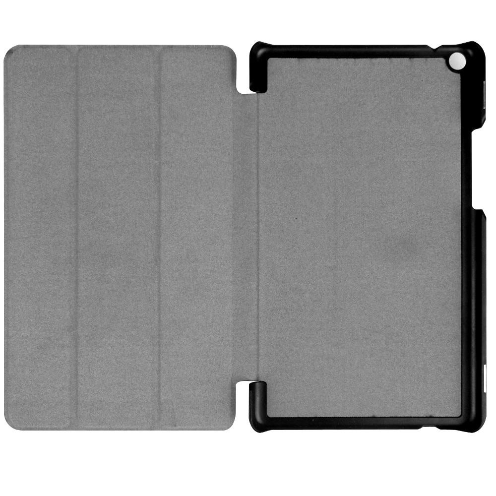 Husa tip carte neagra cu stand pentru Huawei MediaPad T3 8.0