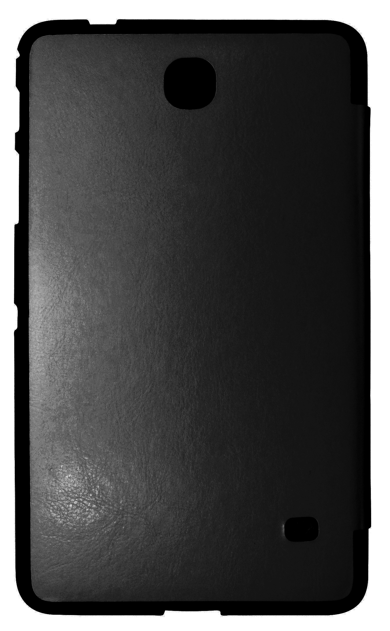 Husa tip carte neagra cu stand pentru Samsung Galaxy Tab 4 8.0 (SM-T330), Tab 4 8.0 LTE (SM-T335)
