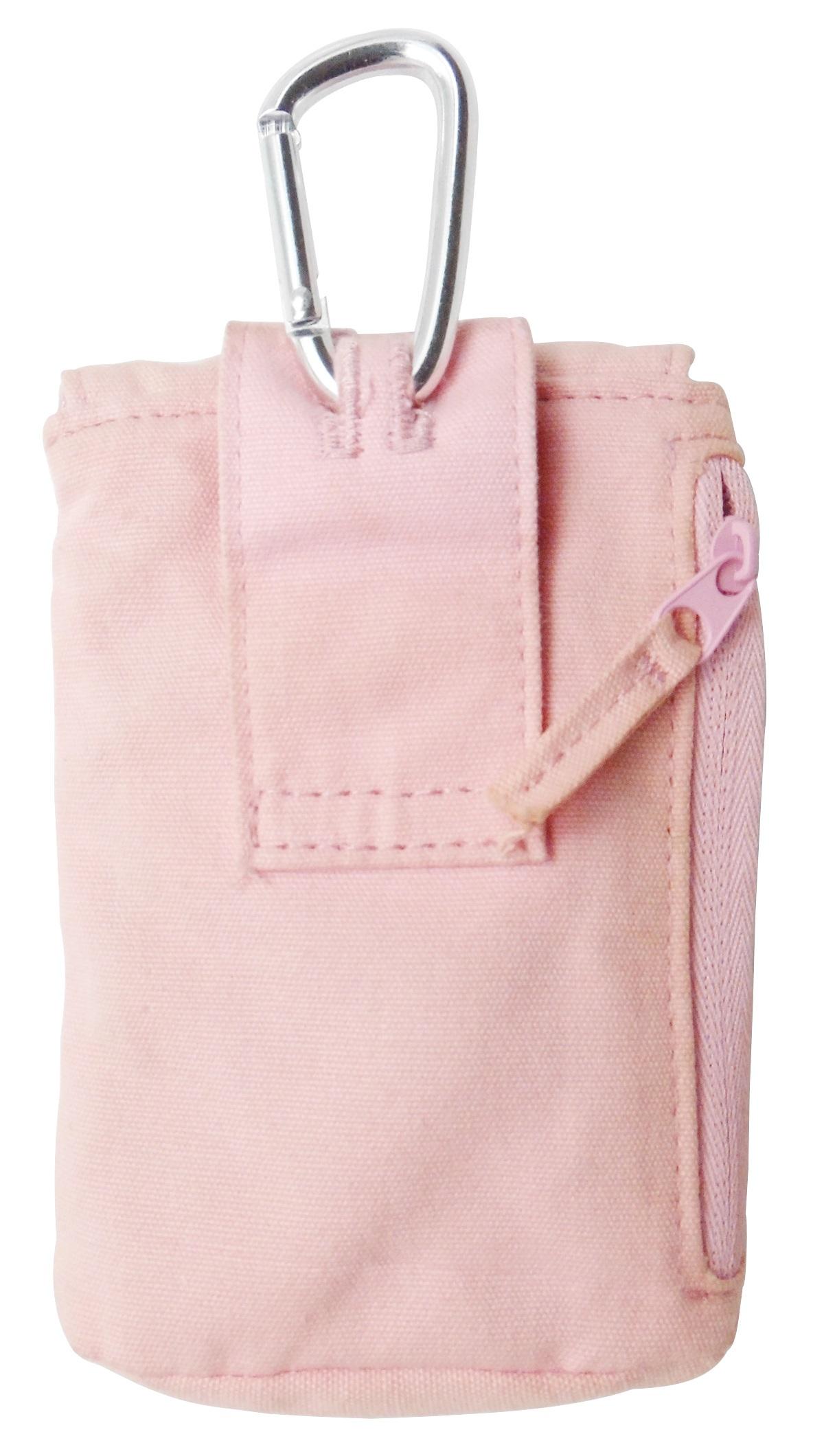 Husa Golla ADELE MUSIC G258 tip borseta roz pentru telefoane, MP3