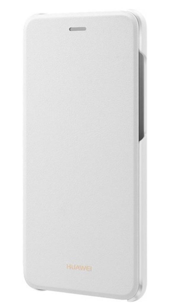 Husa Huawei 51991959 tip carte alba pentru Huawei P8 Lite 2017 (P9 Lite 2017)