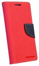 Husa Tip Carte Mercury Goospery Fancy Diary Rosu +