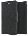 Husa Tip Carte Mercury Goospery Fancy Diary Neagra