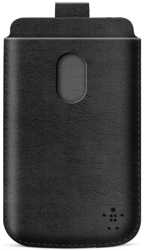 Husa Pouch Belkin Pocket F8m573vfc00 Neagra Pentru