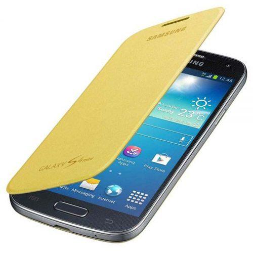 Husa Samsung Ef-fi919by Tip Carte Galbena Pentru T