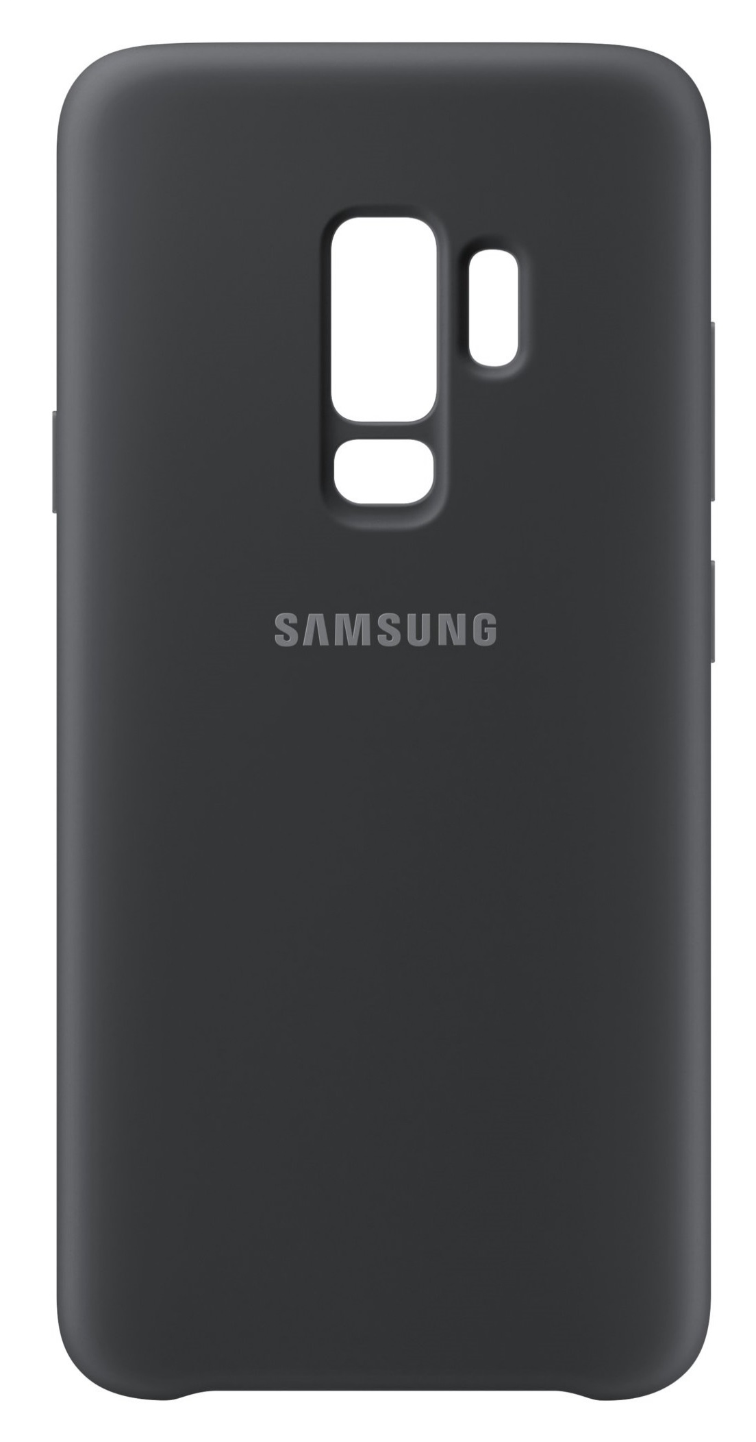 Husa Samsung EF-PG965TBEGWW silicon neagra pentru Samsung Galaxy S9 Plus (G965)
