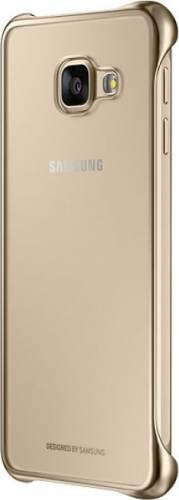 Husa Samsung Ef-qa310cfegww Transparent + Auriu Pe