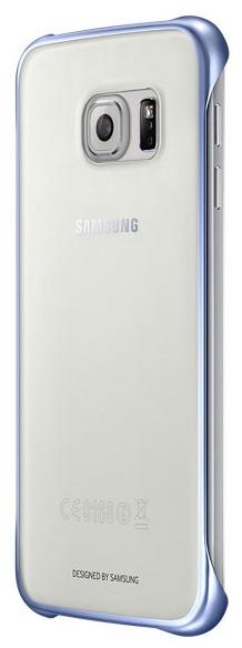 Husa Samsung Ef-qg920bbegww Transparent + Negru Pentru Telefon Samsung Galaxy S6 (sm-g920)