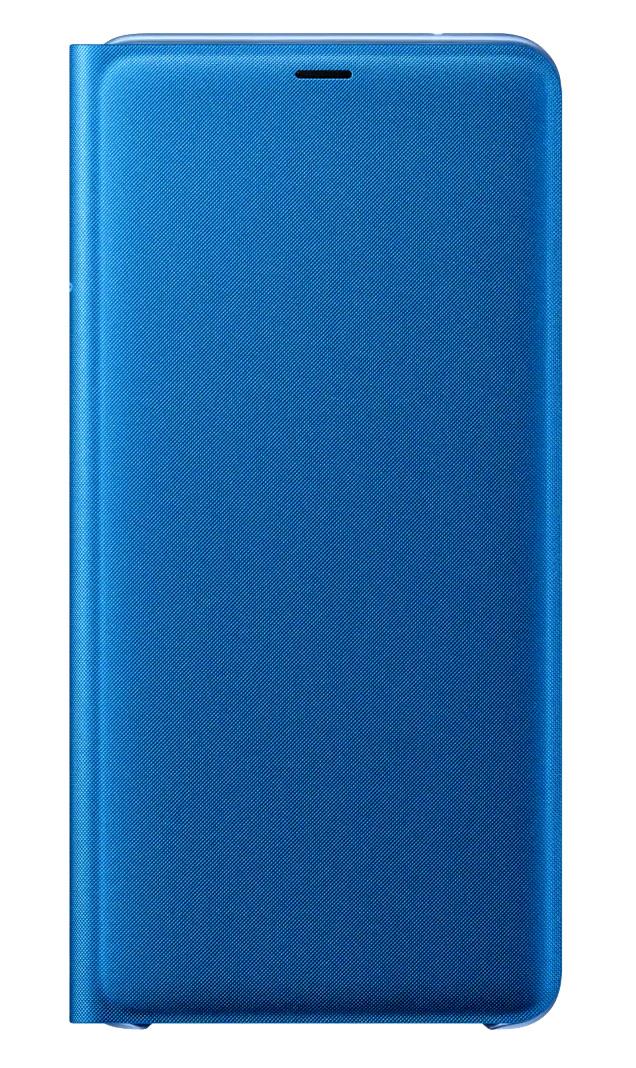 Husa tip carte Samsung EF-WA920PLEGWW albastra pentru Samsung Galaxy A9 2018