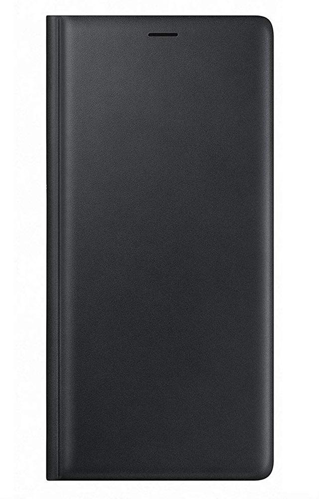 Husa tip carte Samsung EF-WN960LBEGWW piele naturala neagra pentru Samsung Galaxy Note 9 (SM-N960)