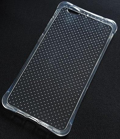 Husa Silicon Armor Transparenta Pentru Telefon All