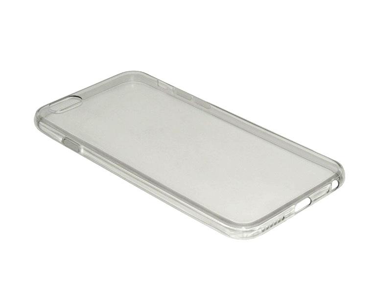 Husa silicon ultraslim fumurie pentru Apple iPhone 6/6S