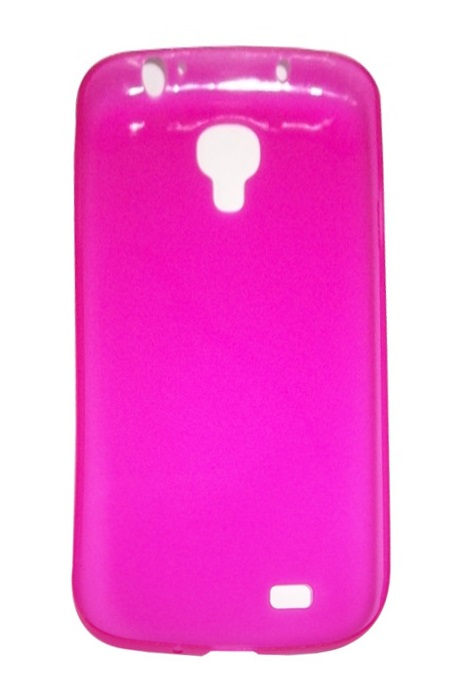 Husa silicon ultraslim ciclamen pentru Samsung Galaxy S4 i9500/i9505/i9506/i9515 (Value Edition)