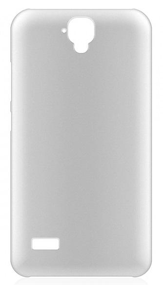 Husa Tip Capac Spate Alb Mat Pentru Telefon Huawei