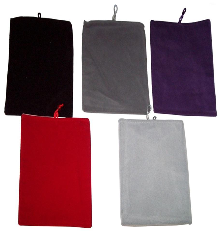 Husa universala catifelata (diverse culori) pentru tablete de 8 inch