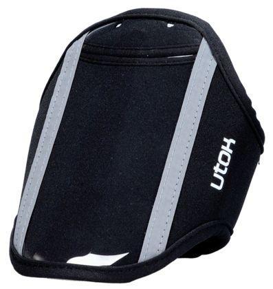 Husa Utok Sporty 430N tip suport pentru brat neagra pentru telefoane 3.5 - 4